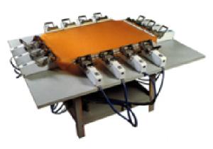 echipament pentru intins sita
